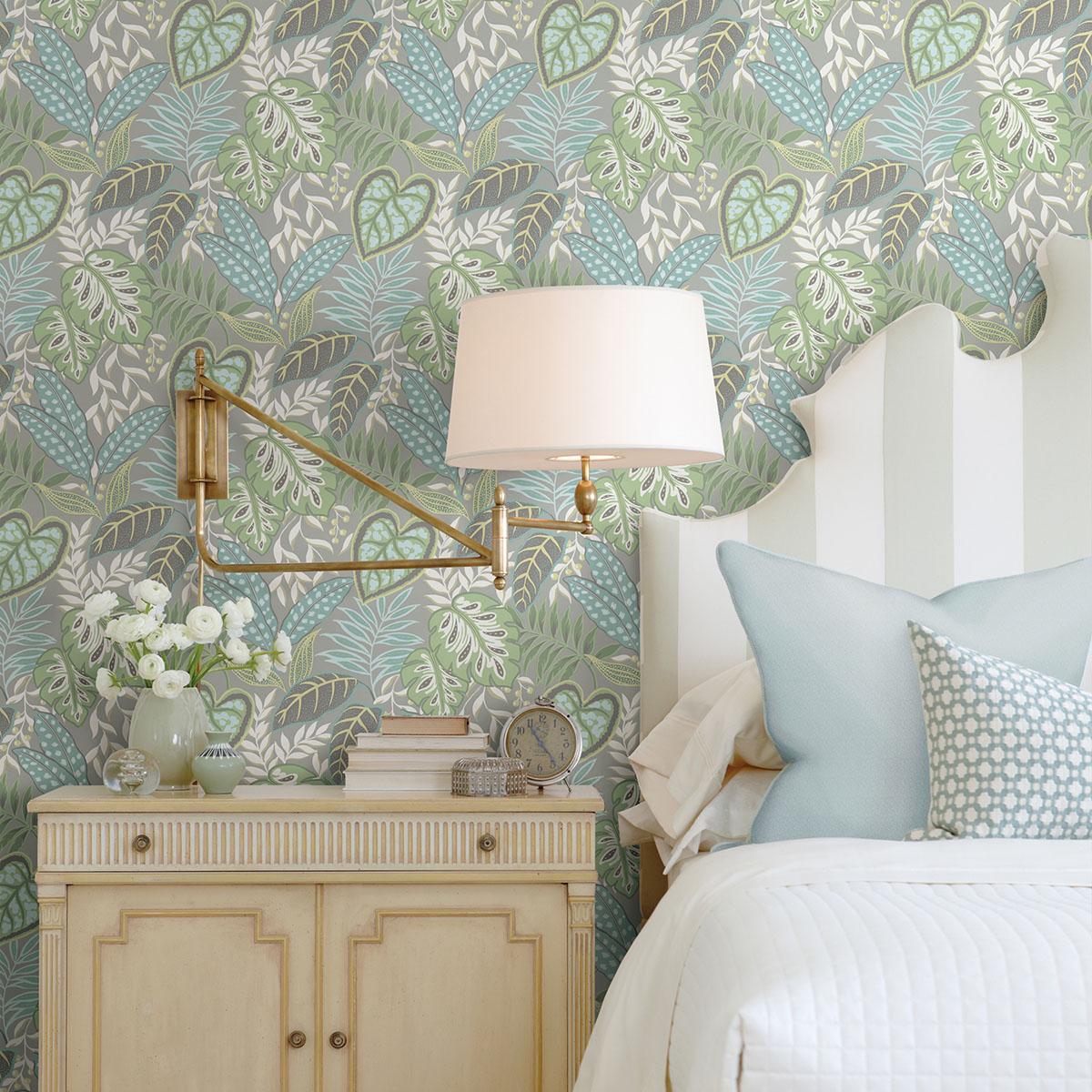 Sarah Richardson Wallpaper Collection Jasmine Meadow